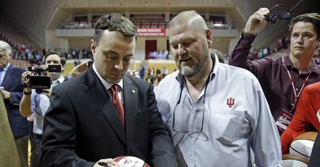 New Indiana coach delivers all right words in introduction