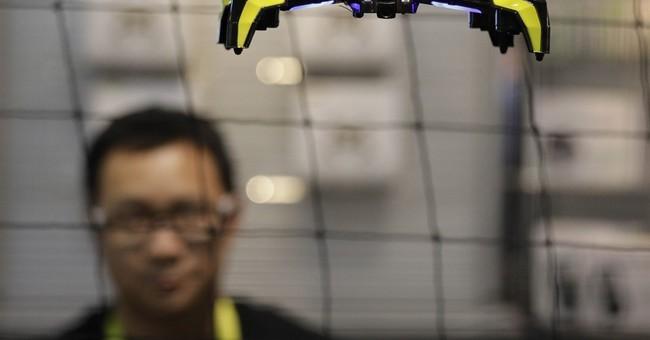 Manufacturer: Drones should transmit identifier for security
