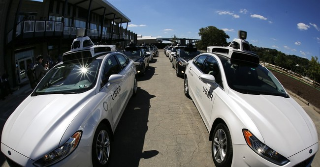 Self-driving car crash comes amid debate about regulations