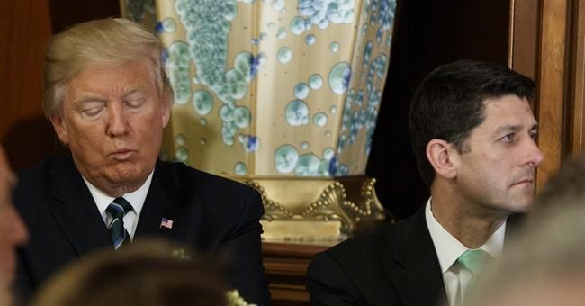 The Latest: Ryan says funding bill avoids shutdown fight
