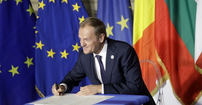 Poland questions legality of Tusk's EU re-election
