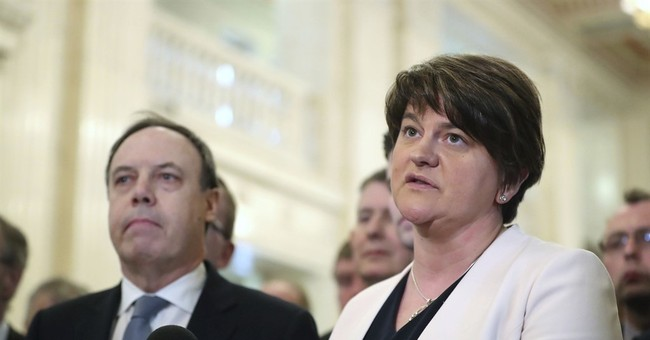 UK faces government decision on deadlocked Northern Ireland