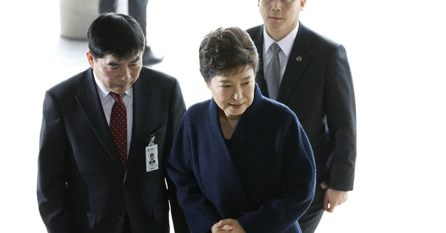 S. Korea's Park to attend court session on possible arrest