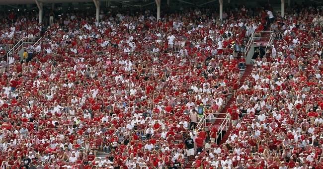 Arkansas panel backs gun ban at stadiums after SEC plea