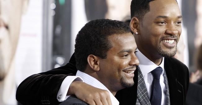 Will Smith, 'Fresh Prince' cast enjoy brief reunion