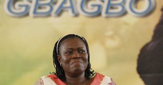 Ivory Coast ex-president's wife acquitted of war crimes