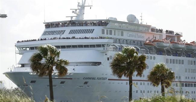 Carnival 1Q profit jumps on lower fuel cost, revenue boost