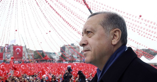 For Turkish president, referendum on power is a big gamble