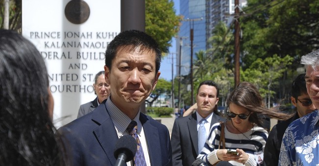 The Latest: Government appeals Hawaii travel ban ruling
