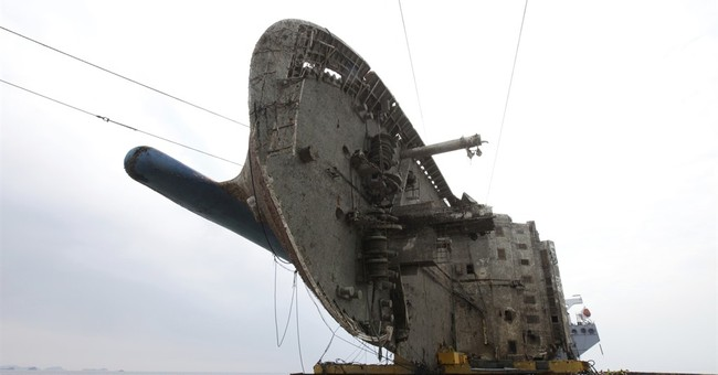 South Korean ferry saga a tale of government blunders