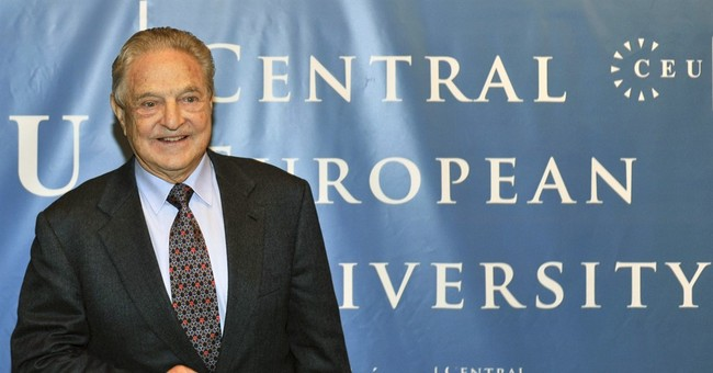 Hungarian leader lashes out at George Soros-founded school