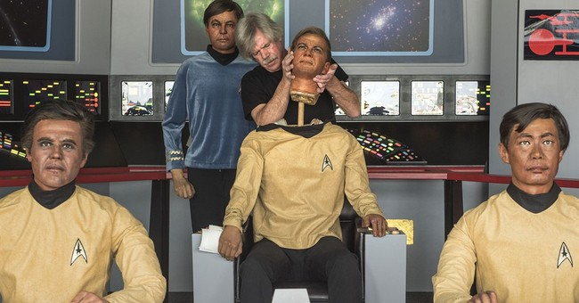 """Star Trek' wax figures get new mission: helping museum"