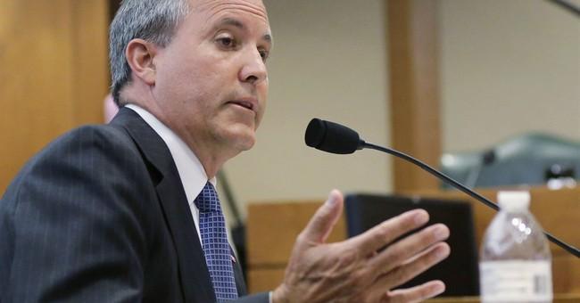 Unpaid bills put trial of Texas attorney general in limbo