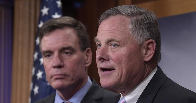 Senate intel leaders pledge Russia probe cooperation