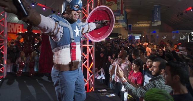 With monster trucks and Comic-Con, Saudis defy killjoy image