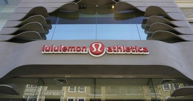 Lululemon's shares drop after weak outlook