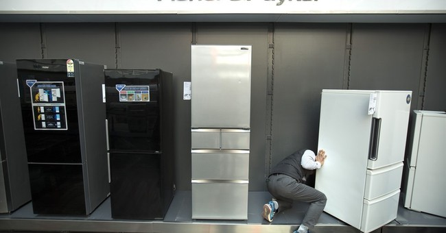Haier boss looks far beyond appliances