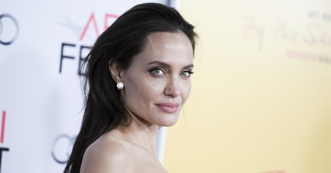 Book: Angelina Jolie was drug-tested for 'Tomb Raider'