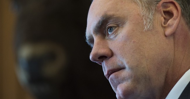 Zinke: Border wall 'complex,' faces geographic challenges