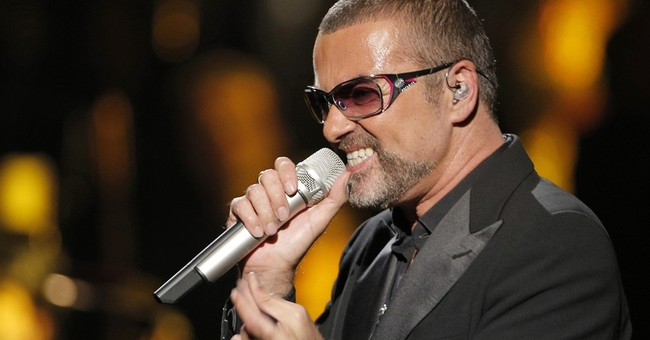 Family and close friends say goodbye to George Michael