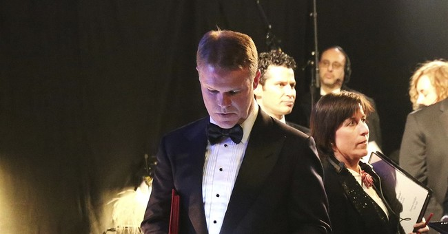 No cellphones backstage for accountants after Oscar flub