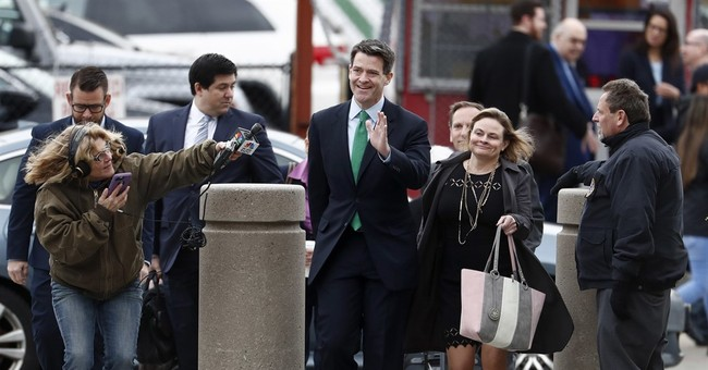 The Latest: Christie aide says she won't be 'the scapegoat'