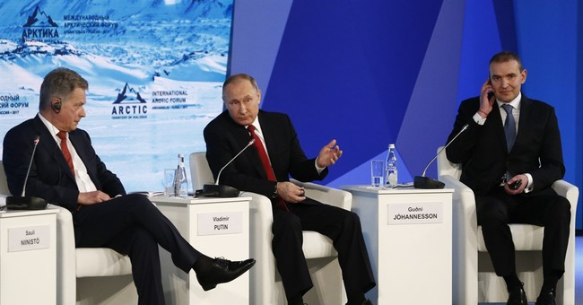 Putin on US election hack charge: 'Read my lips: No'