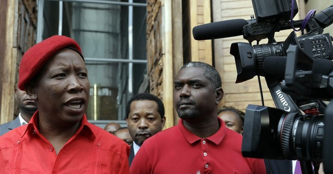 South African opposition parties aim at President Jacob Zuma