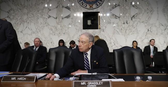 White House adviser Kushner, senator talk criminal justice
