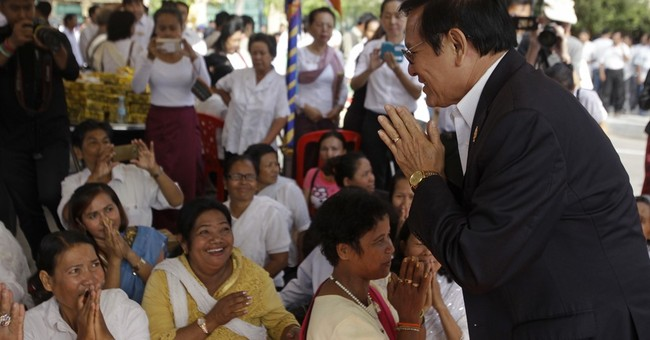 Cambodia marks 20 years since deadly grenade attack