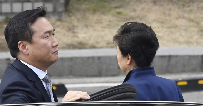 Deposed S. Korean president arrested, jailed after long saga