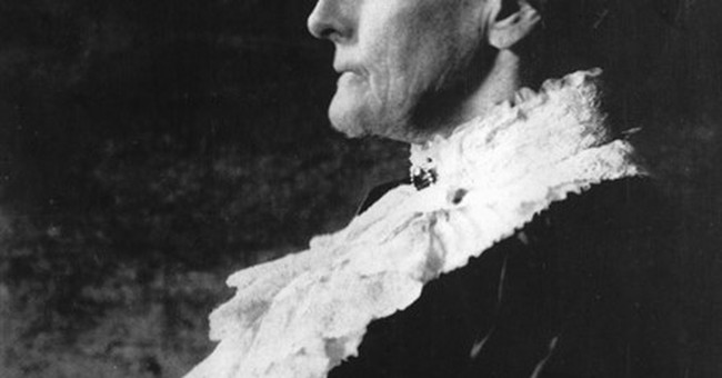 Trove of Susan B. Anthony letters lands at New York college