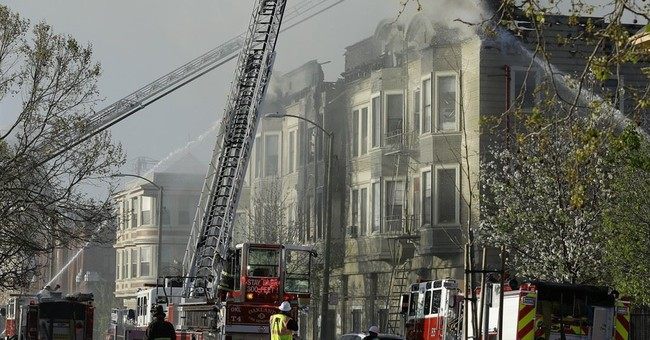 Oakland officials: Burning candle started deadly fire