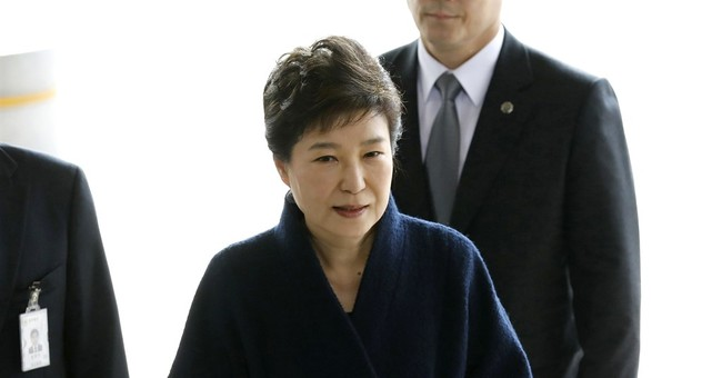 Park just latest South Korean president to fall from grace