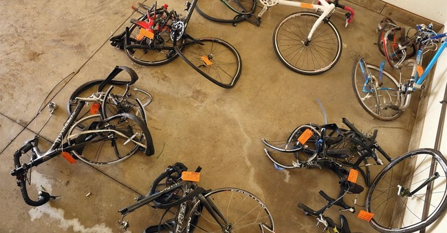 Judge denies motion on murder charges in bicyclists' deaths