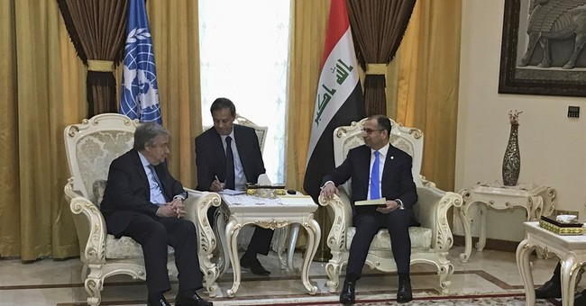 UN chief: More funding needed for Iraq programs