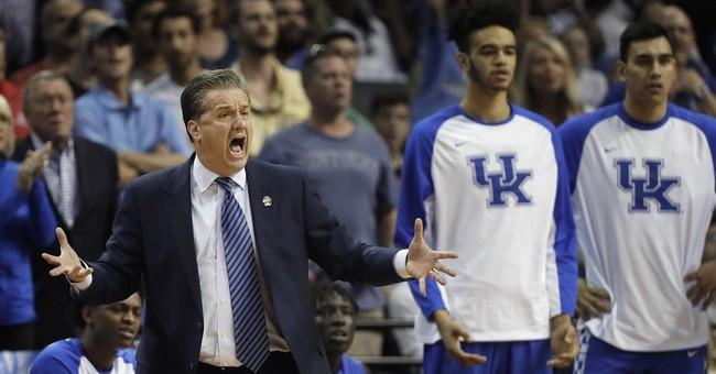 Postseason success for Kentucky, UNC back AP Top 100 perches