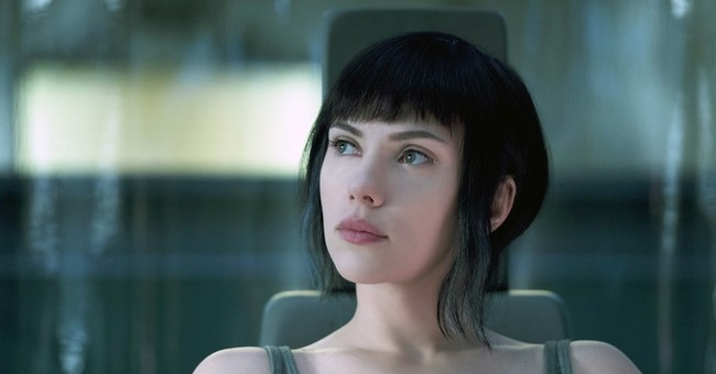 Review: Dazzling 'Ghost in the Shell' is lost in translation