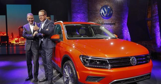 China boosts VW sales despite diesel emissions scandal