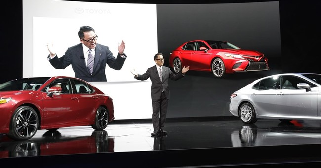 As Camry gets redesigned, reign as top US car is in jeopardy
