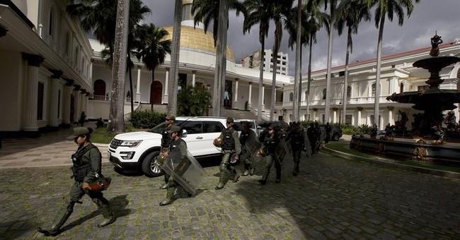 Opposition-led congress in symbolic poke at Venezuela leader