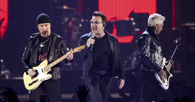 U2 to play full 'Joshua Tree' album on stadium tour