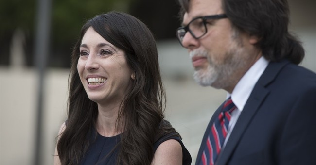 DA says woman arrested in sex fantasy hoax was really victim