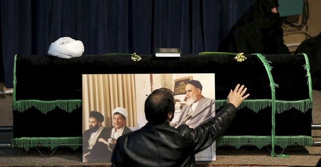 Mourners pay respects to former Iranian leader Rafsanjani
