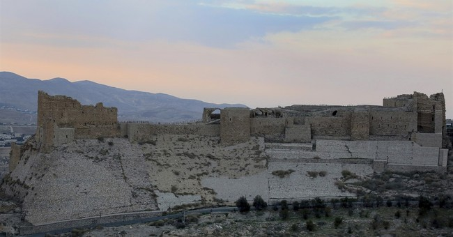 Castle attack exposes Jordan's vulnerability to IS threat