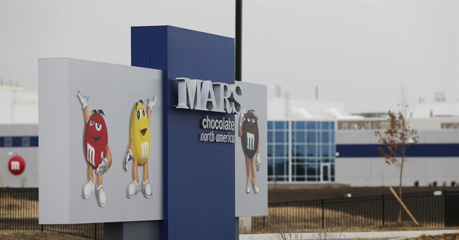 Mars buying pet health care company VCA in $7.7B deal