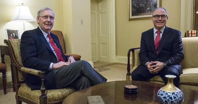 Ethics officials clear Trump EPA nominee