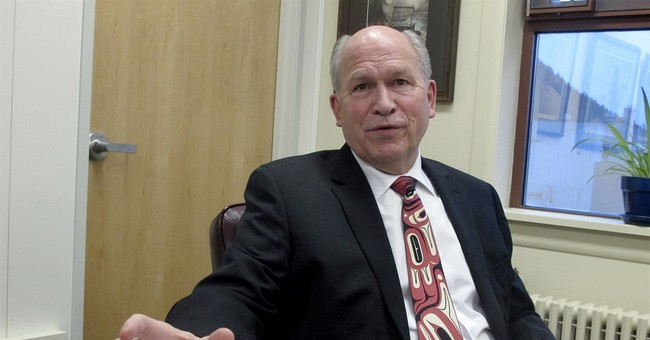 Alaska governor takes on mighty foe: state's oil dependency