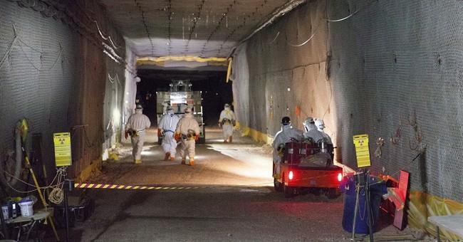 APNewsBreak: Energy boss: Nuke site reopens but work remains