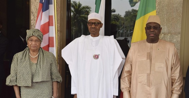 Nigeria leader to head delegation to resolve Gambia crisis